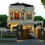 3d rumah pak Helmi - Desain Rumah Arsitek 77