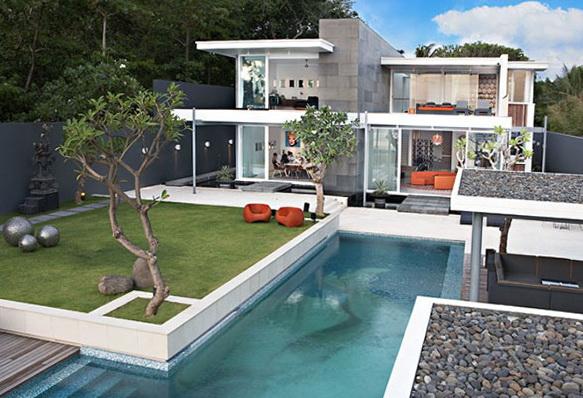 arsitek, bangun rumah, Tips Agar Air Kolam Tetap Jernih