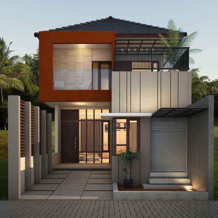 Biaya Desain Rumah Minimalis Modern
