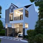 Desain rumah tinggal pak tubagus _villa bogor