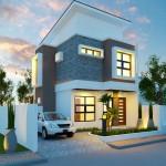 Rumah pak riki depok - Desain Rumah Arsitek 77