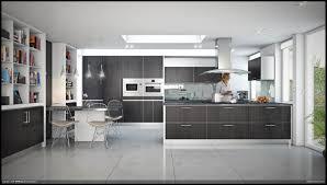 Dapur Yang Praktis dan Menarik