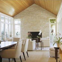 Langit ruang, langit-langit ruang tinggi, desain rumah minimalis