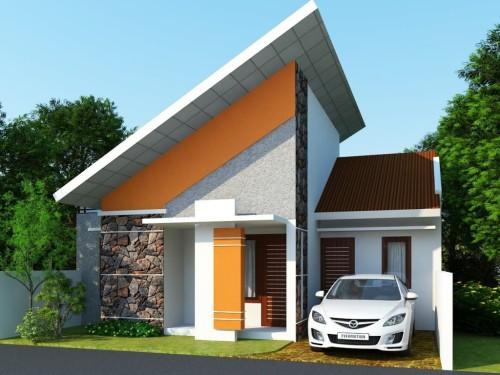 arsitek, desain rumah minimalis, Rumah Mungil, bangun rumah, rumah minimalis