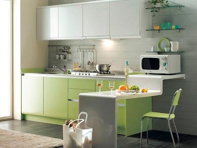 Tips membuat Kitchen Set Mungil