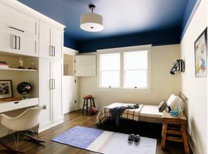 Celah Di Antara Dinding dan Plafon - Desain Rumah Arsitek 77