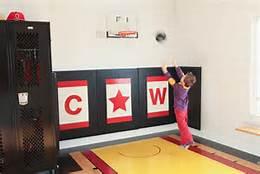 Lapangan Basket Di Rumah - Desain Rumah Arsitek 77