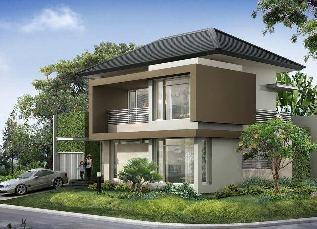 15 Design Ciamik Rumah Minimalis Modern