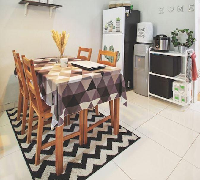 TIPS Menata Ruang Makan Minimalis Agar terlihat lebih Kece
