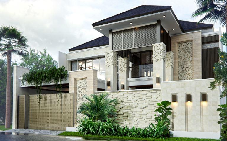 Desain Rumah Pak Edmon