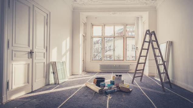 TIPS Jitu Renovasi Rumah Minim Biaya