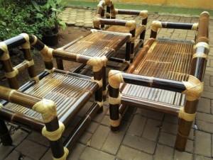 Mengenal Furniture Berbahan Bambu Dan Tips Merawatnya