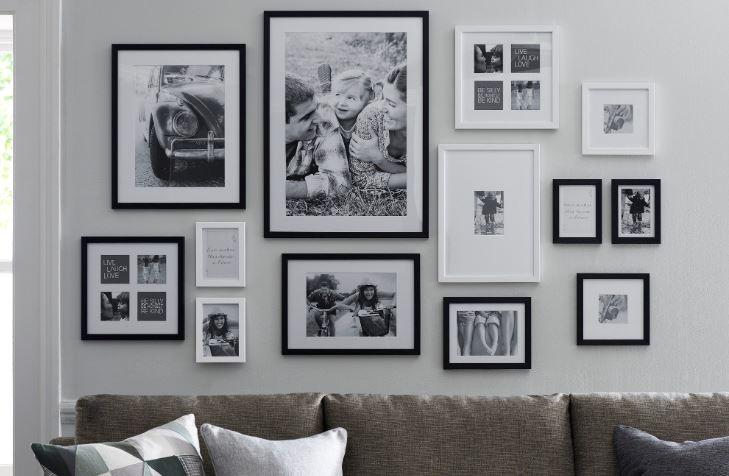 Tips Menata Foto Foto rumah dengan Ciamik