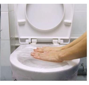 Cara mudah mengatasi sendiri toilet yang mampet