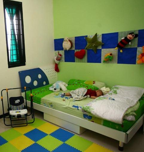 Cara Mudah Dan Efektif Merapihkan Tempat Tidur Anak