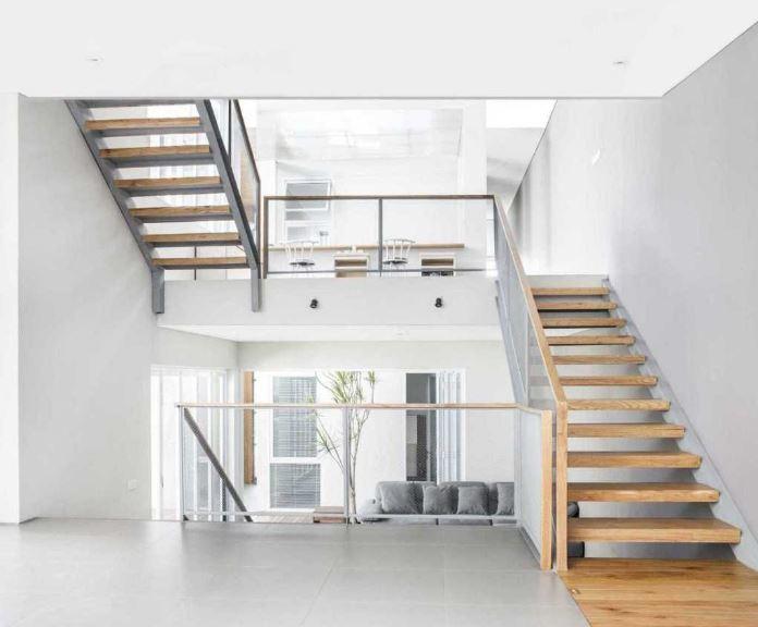 Kelebihan dan kekurangan Desan Rumah Split Level