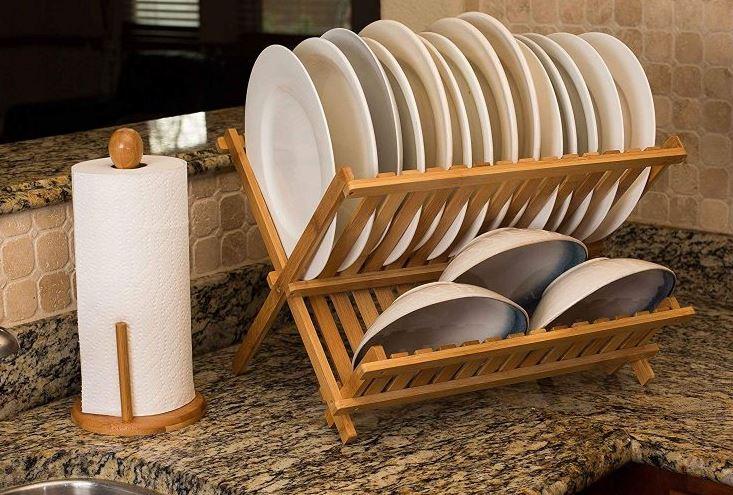 Tips Memilih Jenis Rak Piring Untuk Dapur Rumah