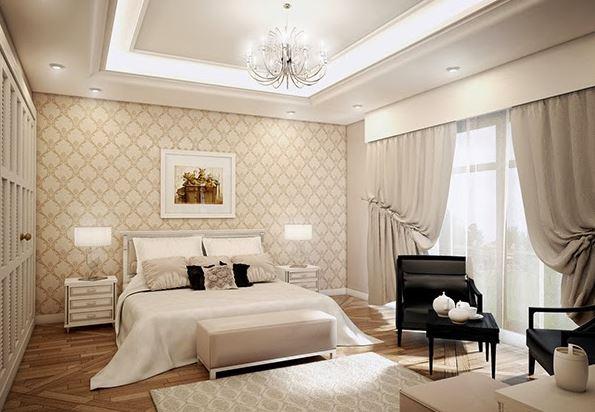 Macam-Macam Dekorasi Yang Wajib Ada Pada Ruang Tidur Utama