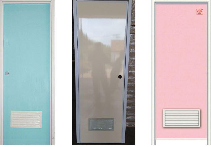 Kelebihan Dan Kekurangan Material PVC Untuk Pintu Kamar Mandi