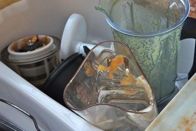 Cara Menghilangkan Aroma Tidak Sedap Pada Blender