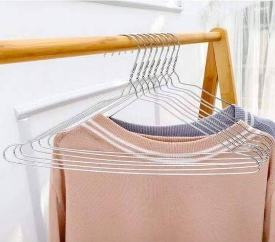 Jenis-Jenis Gantungan Baju Yang Sering Digunakan