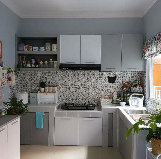 Cara Merawat Kitchen Set Agar Selalu Bersih Dan Awet