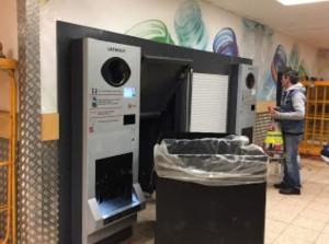 mesin penukar plastic